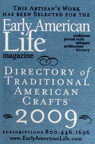Early American LIfe Award